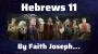 Artwork for By Faith Joseph {Hebrews 11}