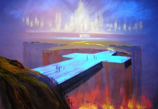 Artwork for The Destruction of Sodom {Vester Arnold}