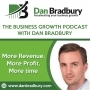 Artwork for EP30: 10x business growth and making your company work without you