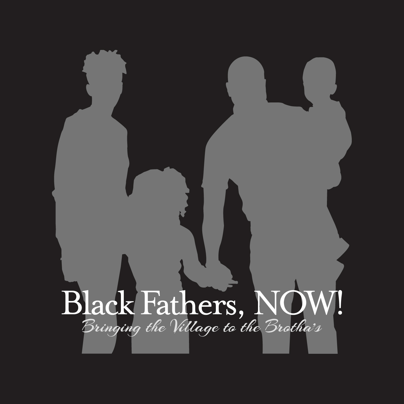 Black Fathers, NOW! show art