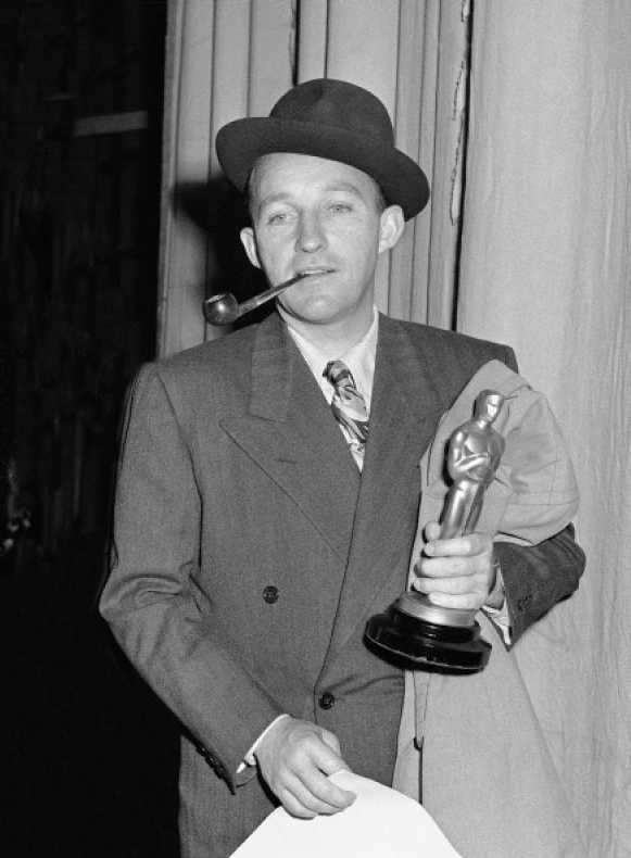 Image result for Bing Crosby Oscars