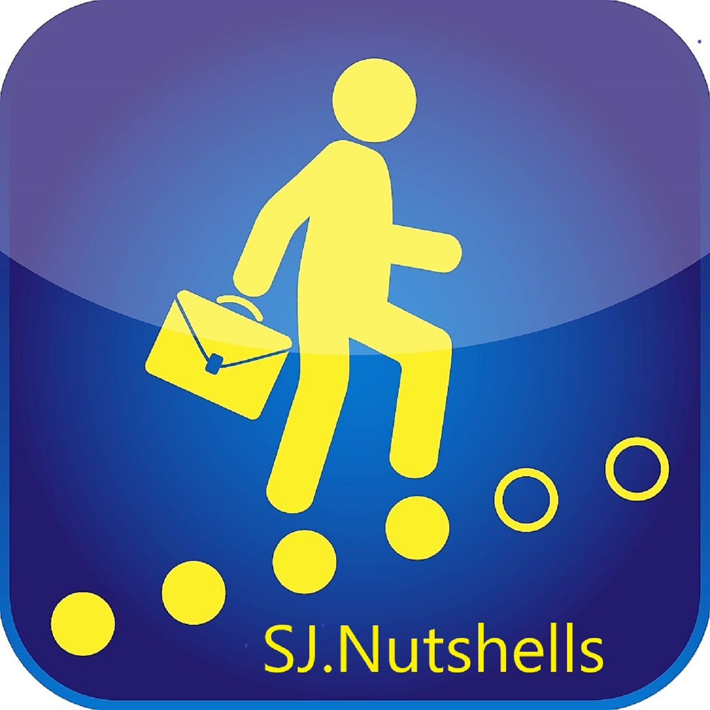 SJNutshells' Podcast بودكاست ما قل ودل show art