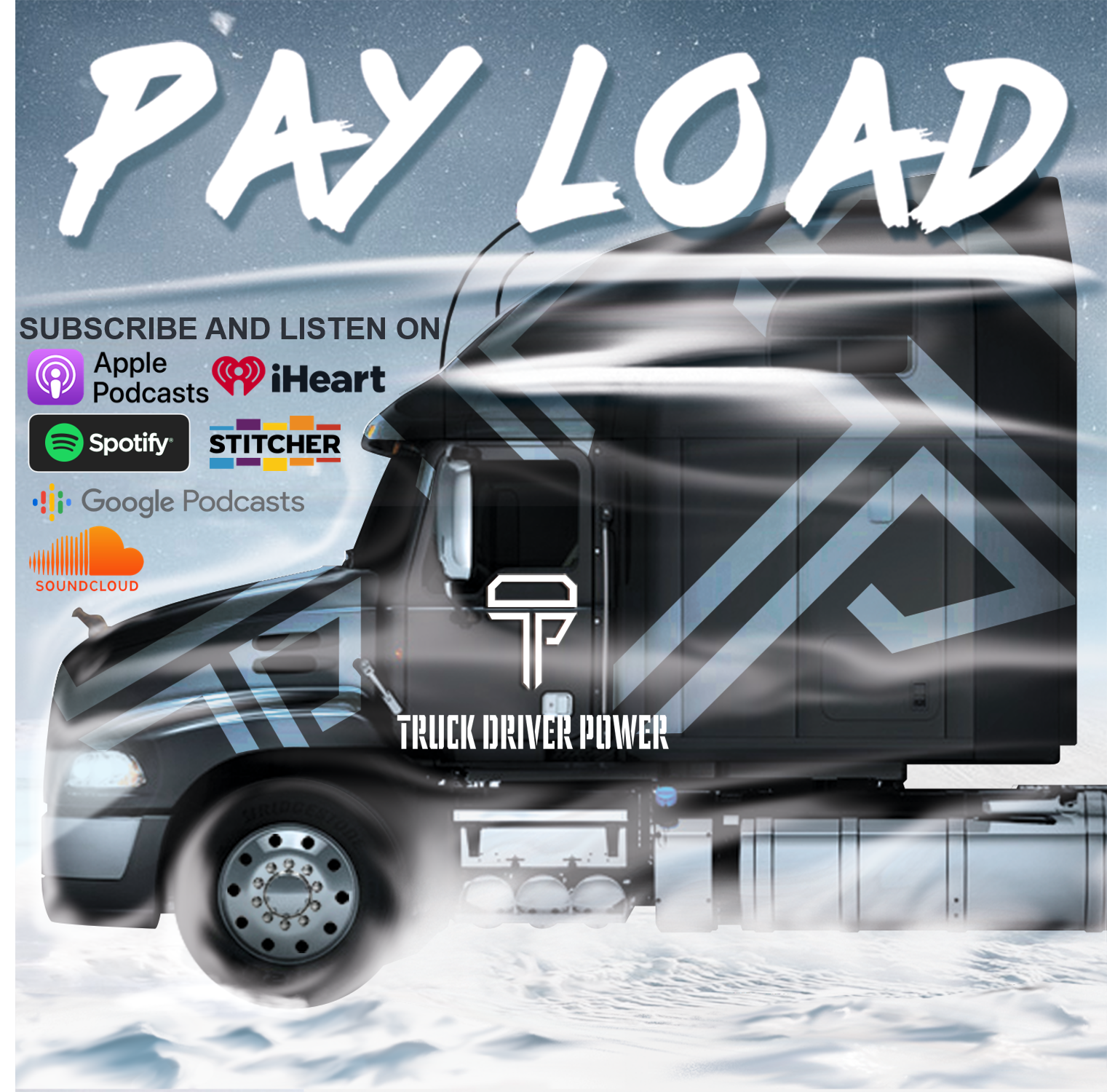 Payload by Truck Driver Power show art