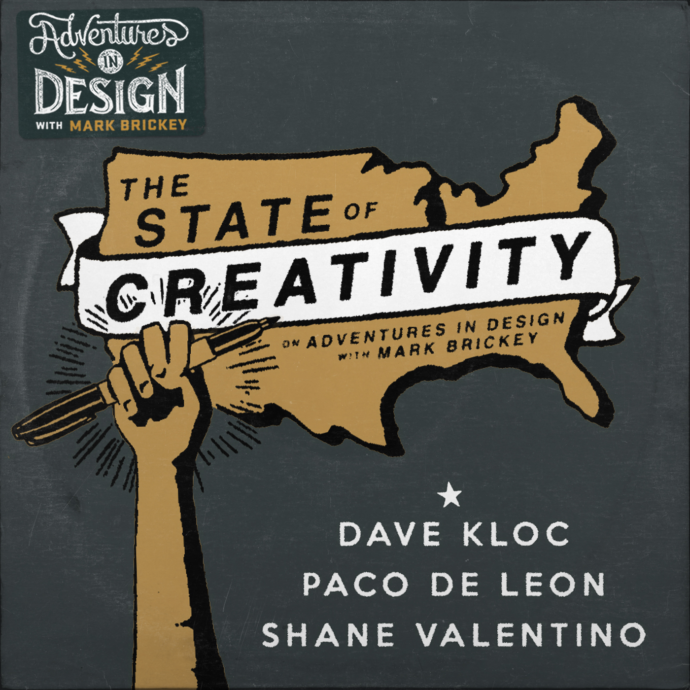 532 - The State Of Creativity with Shane Valentino, Paco De Leon, and Dave Kloc
