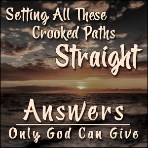 Answers Only God Can Give