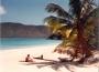 """Artwork for """"I MET MY SWEETIE ON TAHITI""""  by Loose Bruce Kerr"""