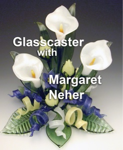 Flower Power- Flameworked Flowers with Margaret Neher