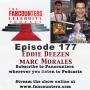 Artwork for 177 - Eddie Deezen & Marc Morales (521 North Main Street, Grease, Punky Brewster, The Weird Al Show)