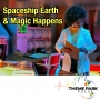 Artwork for Spaceship Earth & Magic Happens