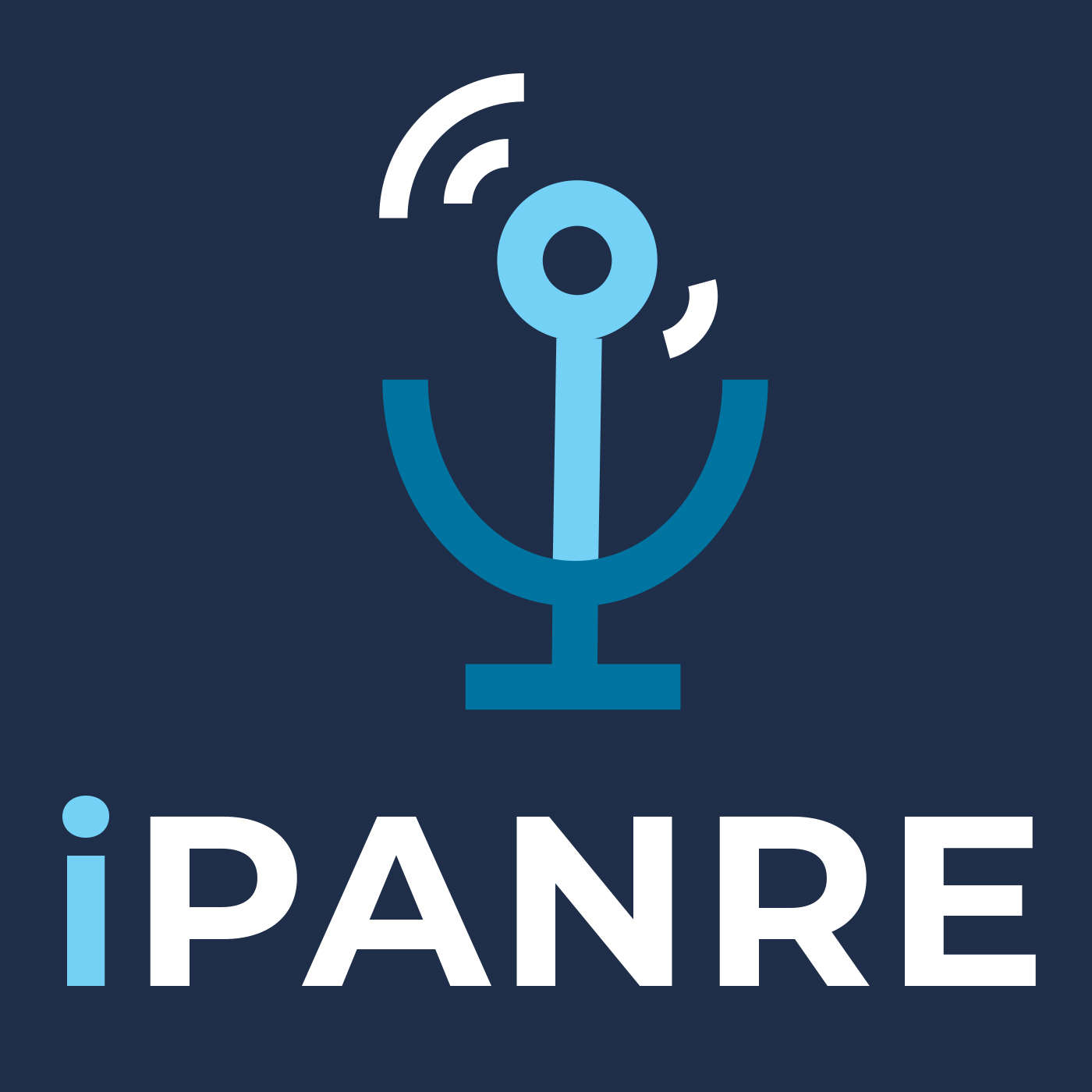The iPANRE Podcast show art