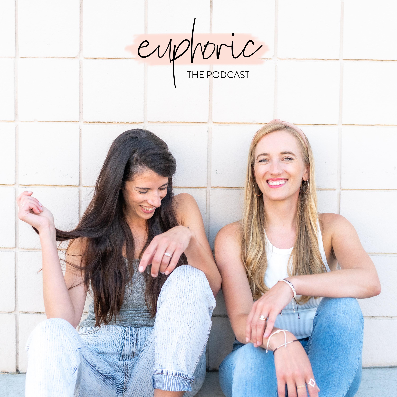 Euphoric the Podcast show art