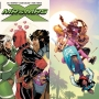 Artwork for Mr & Mrs X #2, West Coast Avengers #1: Wade's World--The Deadpool Podcast Episode #62