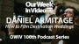 Artwork for 100th Podcast Series - Daniel Armitage