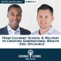 Artwork for From Culinary School & Military to Creating Generational Wealth - Eric Upchurch
