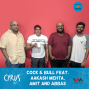 Artwork for Ep. 386: Cock & Bull feat. Aakash Mehta, Amit, and Abbas