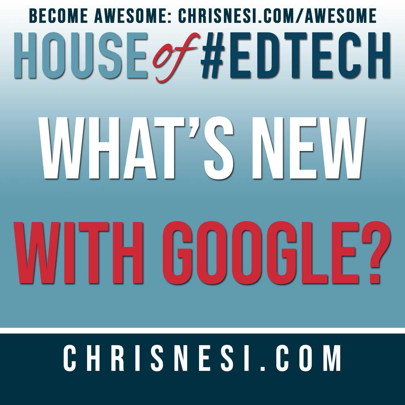 BONUS: What's New With Google? (Fall 2020)