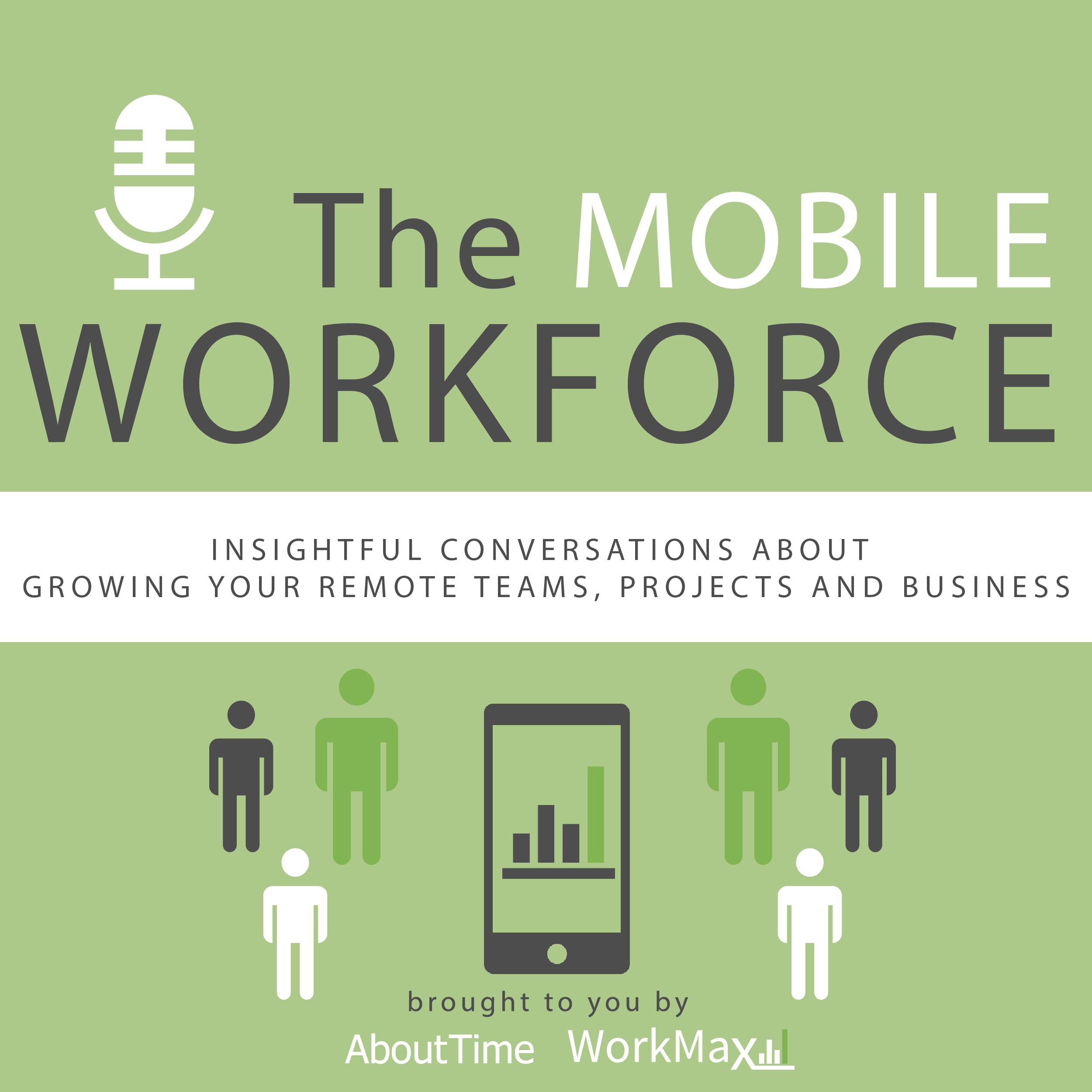 The Mobile Workforce Podcast show art