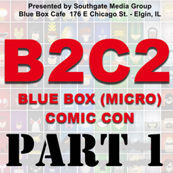Pt 1 of B2C2 Interview with Megan Hall - Live at the Blue Box 4-25-15