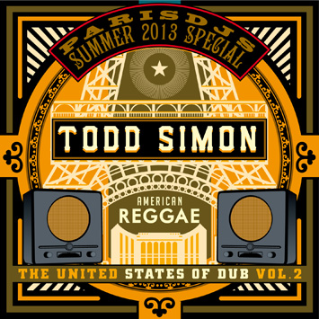 Todd Simon's United States of Dub Vol.2