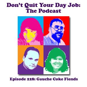 DQYDJ Ep 228: Gauche Coke Fiends