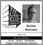 Artwork for The LIars Club Oddcast # 109 | Richie Narvaez, Award-Winning Crime Writer
