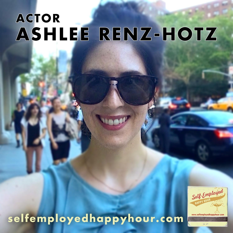 Actor Ashlee Renz-Hotz