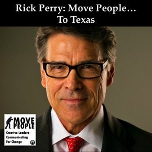 #7 MOVE PEOPLE To Texas