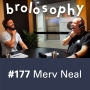 Artwork for Merv Neal On The Science Of Laughter, The Importance Of Hope & Comedy