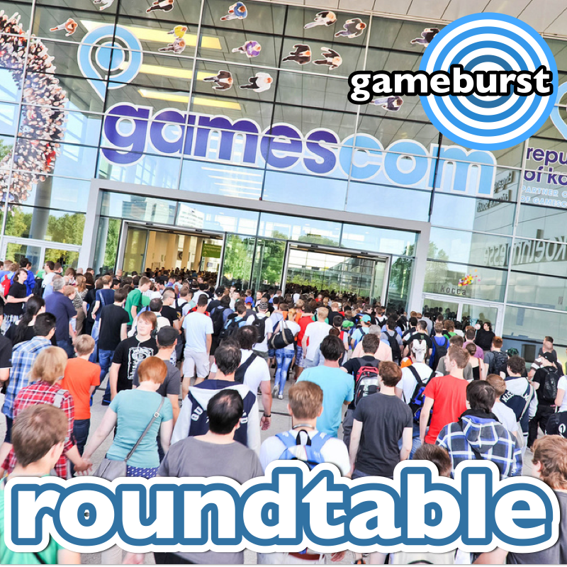 GameBurst Roundtable - Video Game Expos