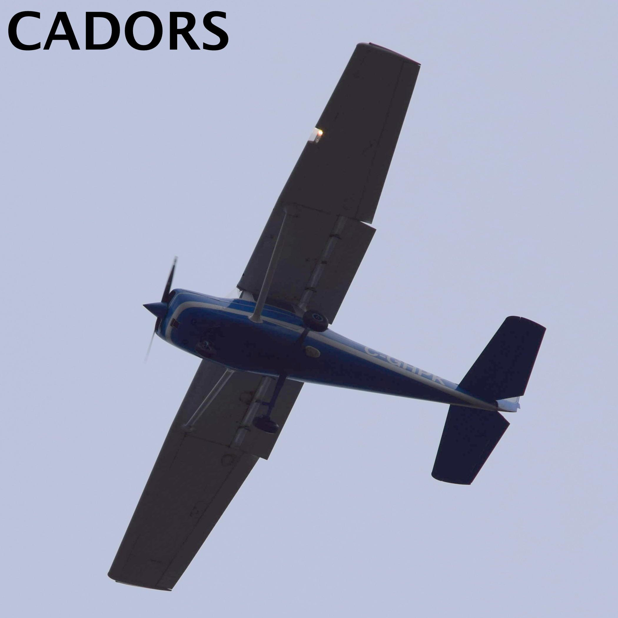 CADORS - Civil Aviation Daily Occurrence Reporting System - Canada show art