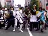 Tokyo Dance Trooper in Akihabara