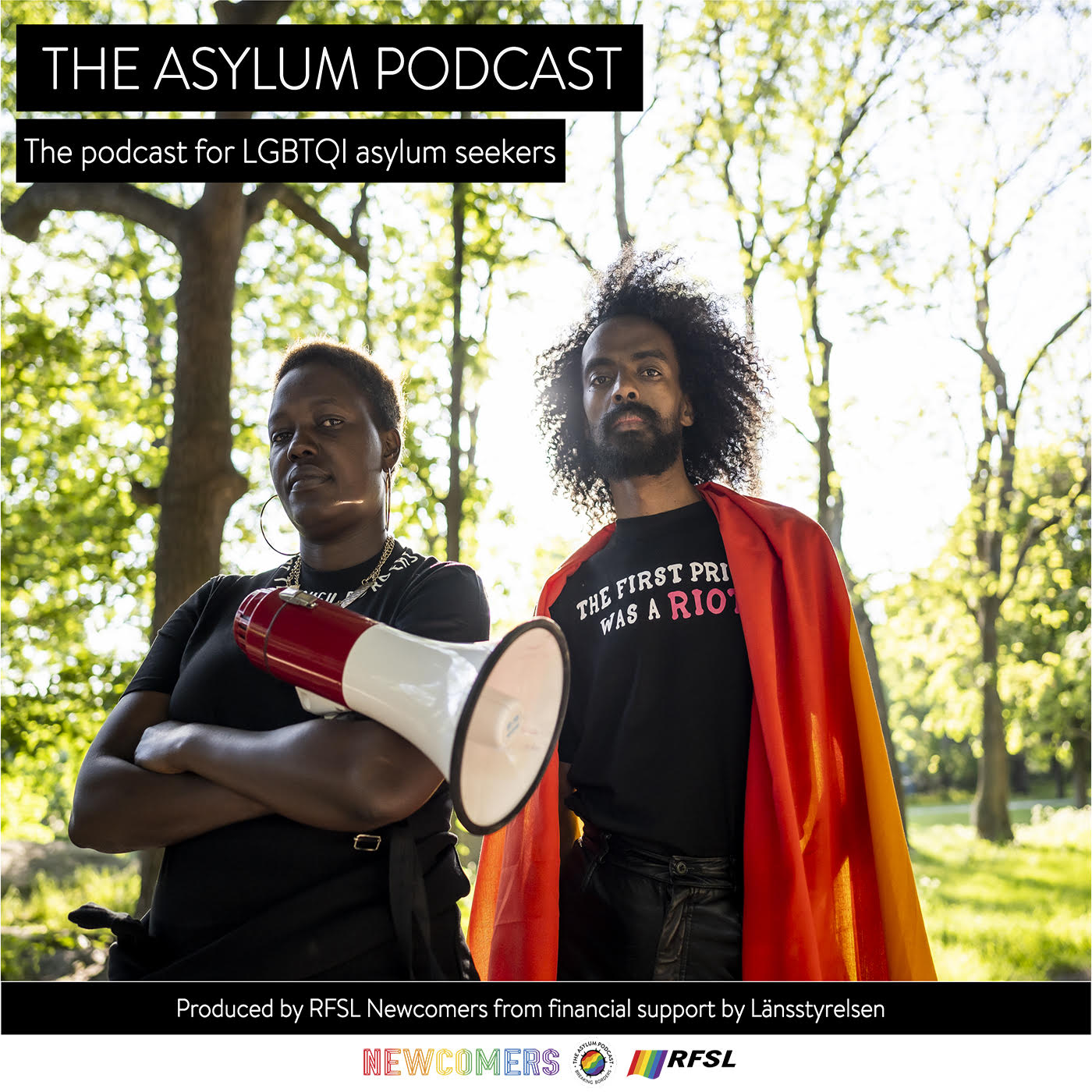 The Asylum Podcast 1. The home you left