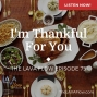 Artwork for I'm Thankful For You - TLF075