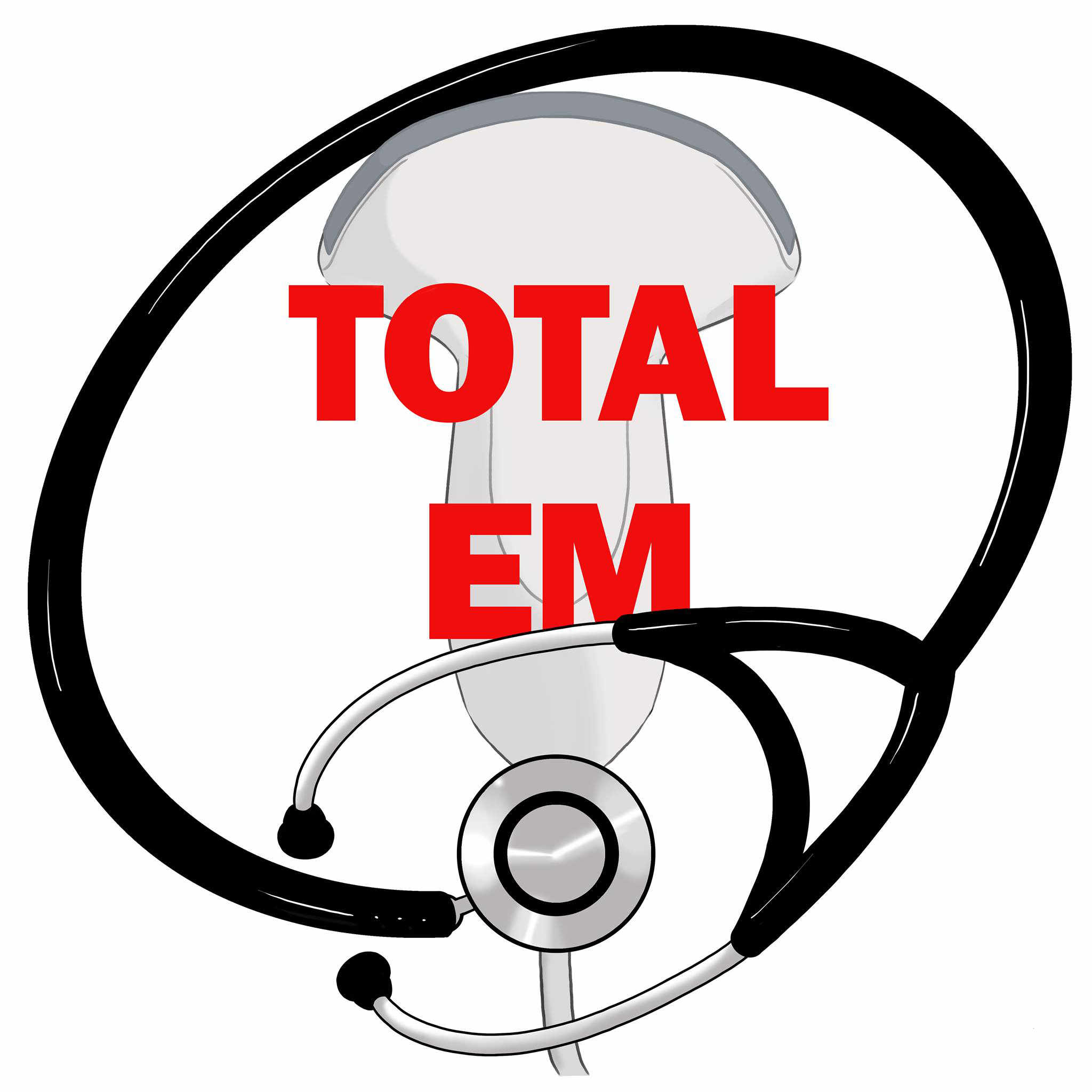 TOTAL EM - Tools Of the Trade and Academic Learning in Emergency Medicine show art