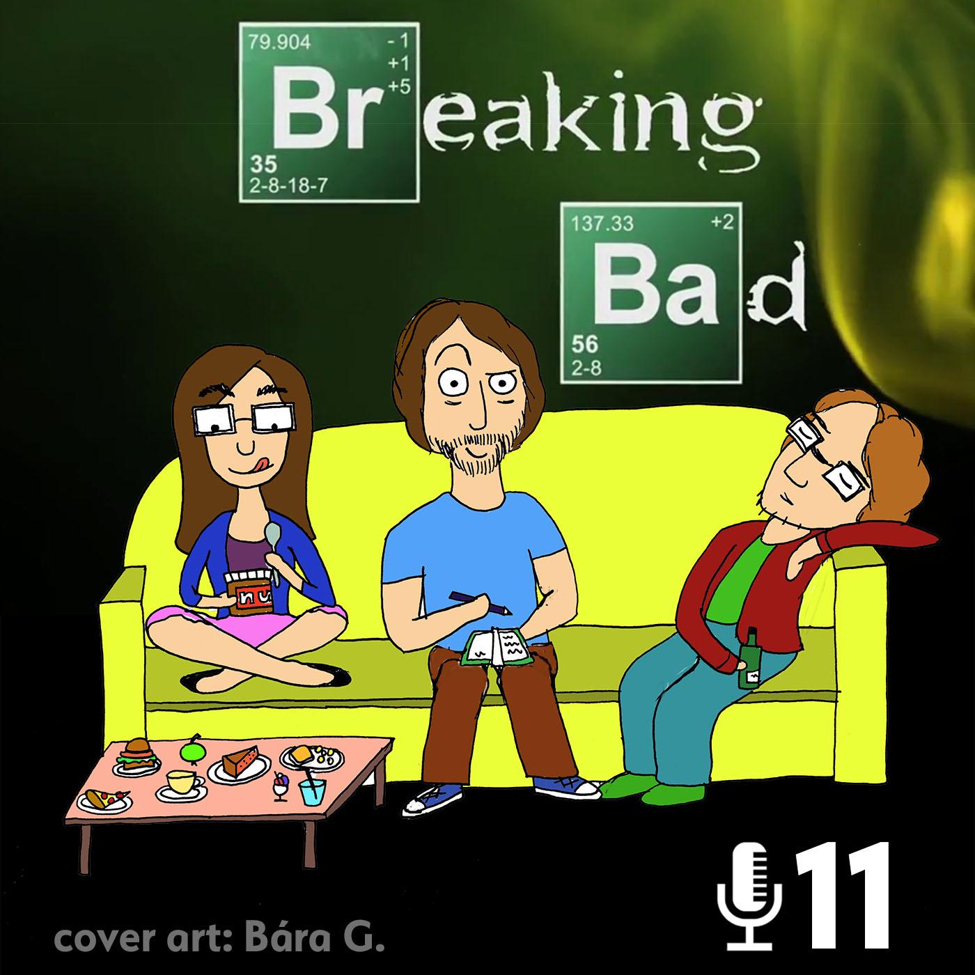 Epizoda 11 - Breaking Bad