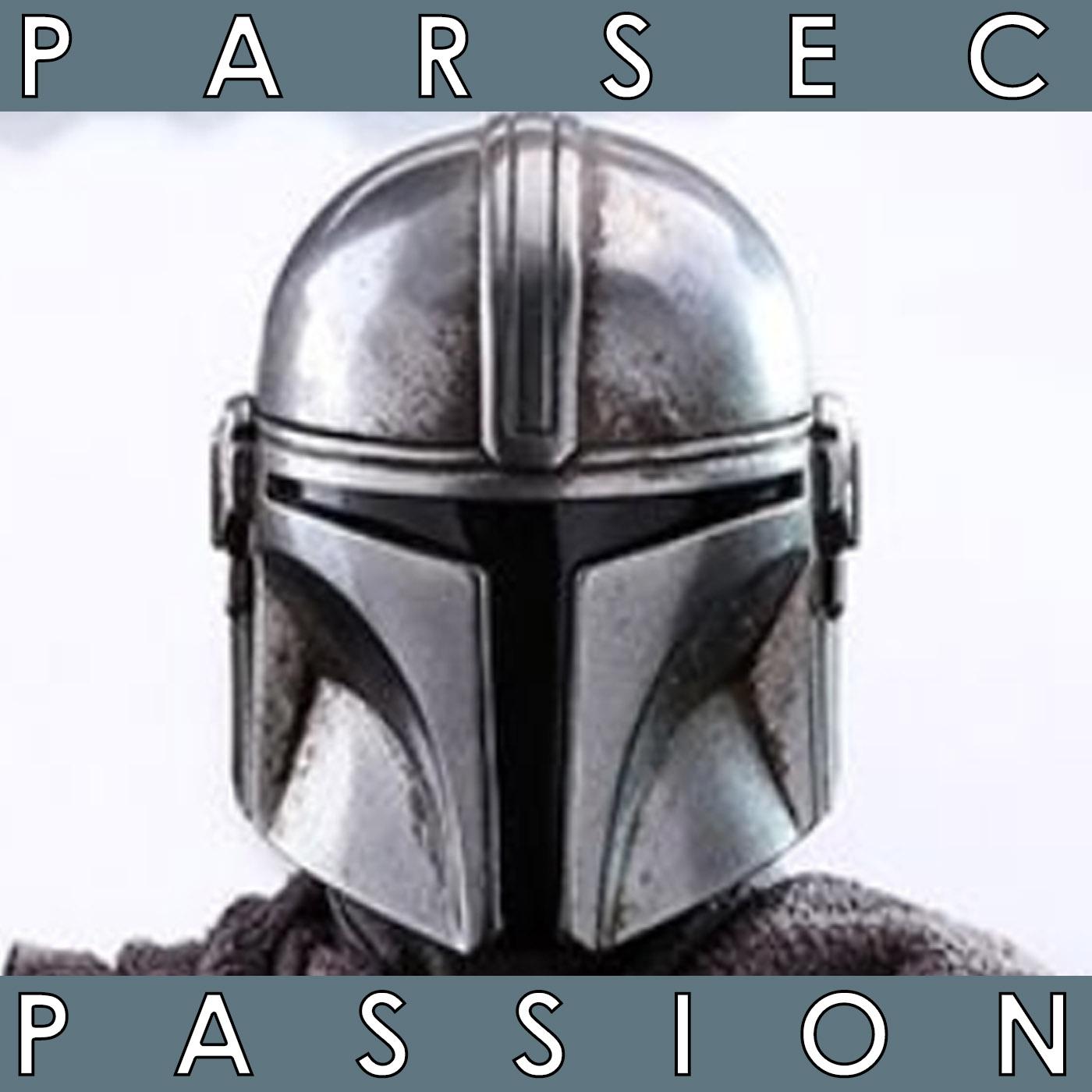 The Mandalorian Parsec Passion | Star Wars show art