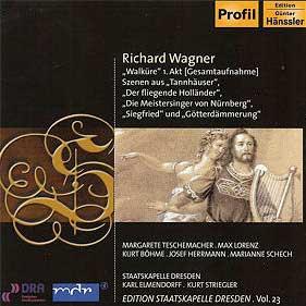 Die Meistersinger, act Three