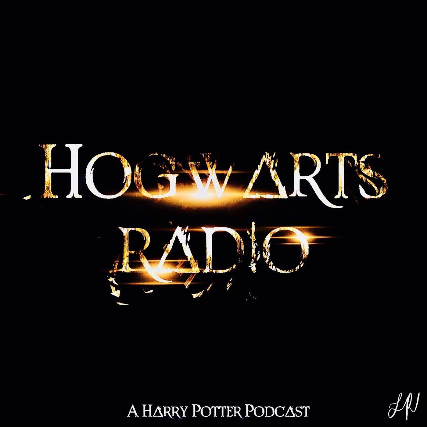 Hogwarts Radio   Feeding your Harry Potter addiction since 2008! show art