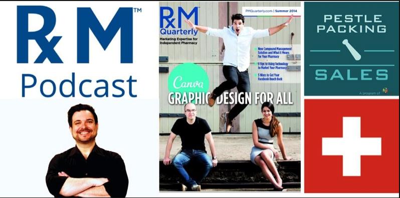 Pharmacy Podcast Episode 161 Pharmacy Marketing with Scot Maitland