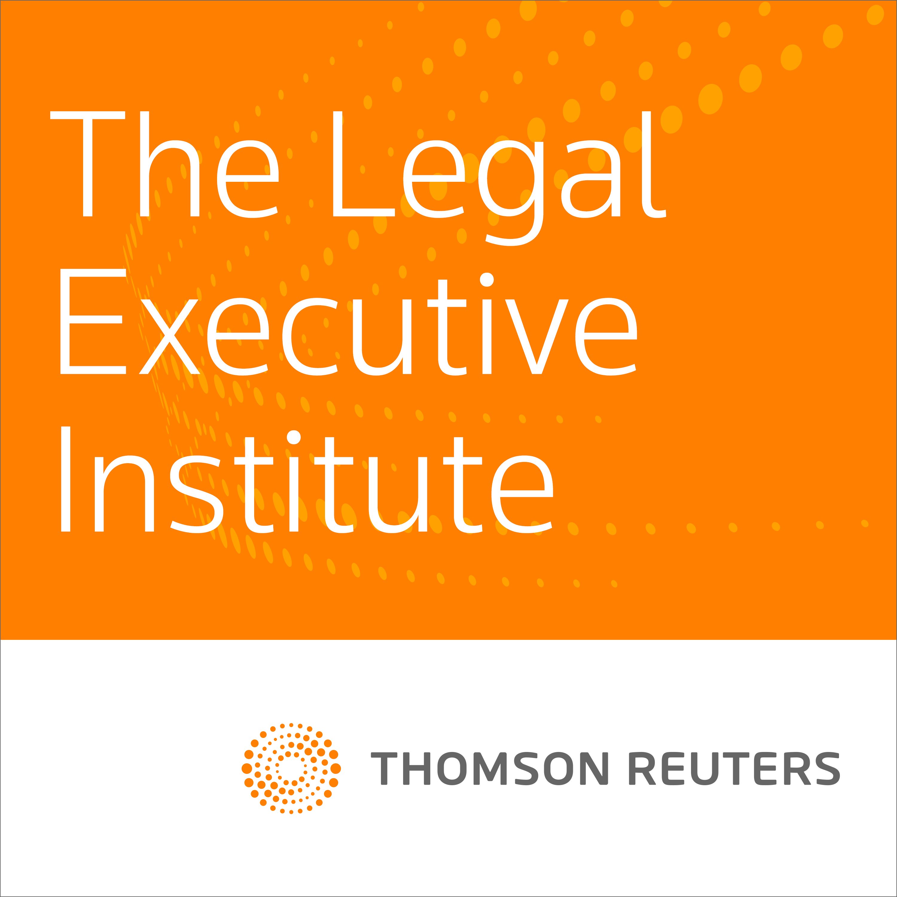 Legal Executive Institute Podcasts show art