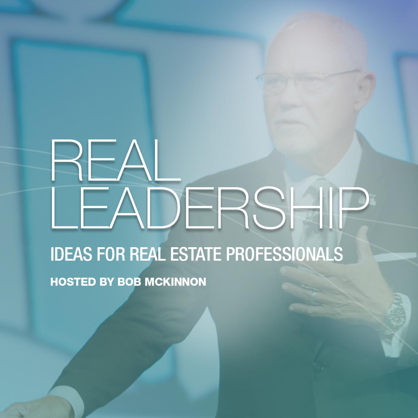 Real Leadership show art