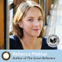 Artwork for Episode 333: The Great Believers Author Rebecca Makkai