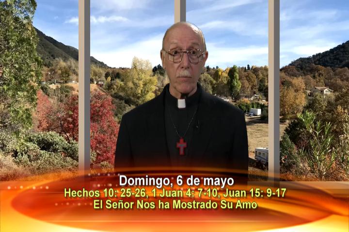 Artwork for Dios te Habla con Fr. Lenny de Pasquale;  Tema el hoy: El Señor nos ha mostrado su amo