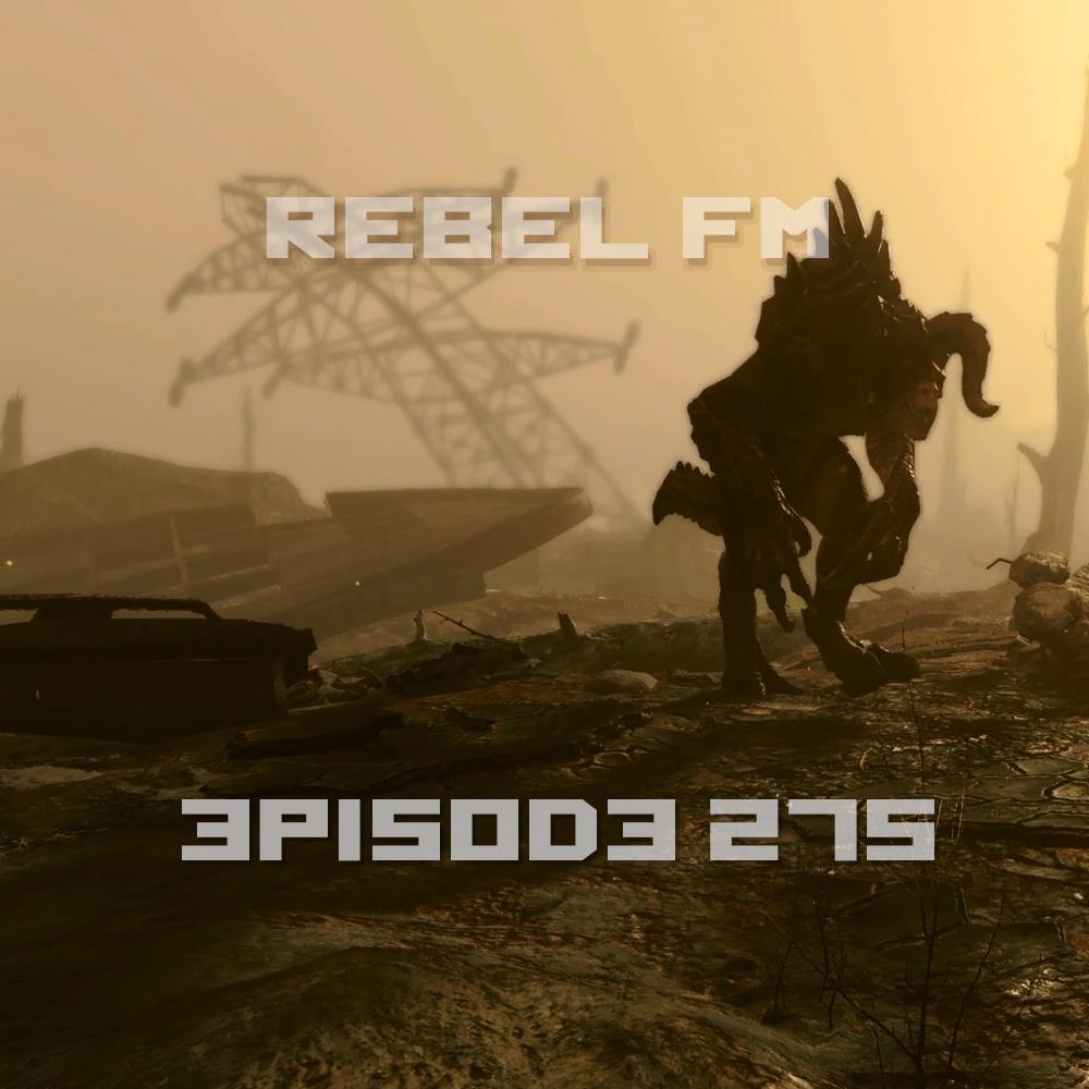 Rebel FM Episode 275 - 11/20/2015