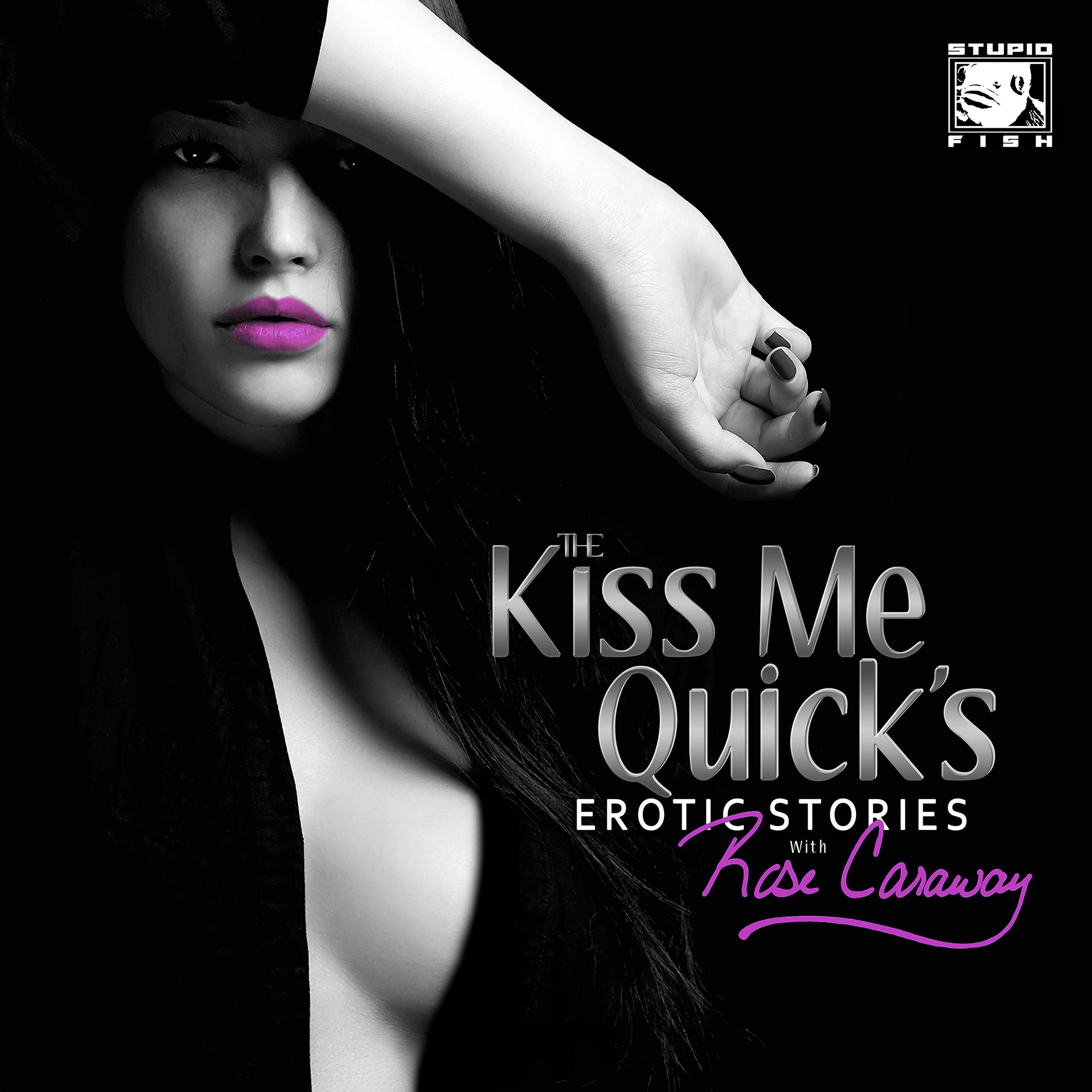 The Kiss Me Quick's Erotica show art