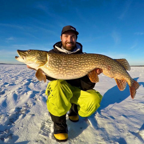 HFJ No. 119 Fishing for Monster Pike with Andy Nemo Winder