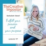 Artwork for 117: Fulfill your passion AND your purpose with Rebekah Read