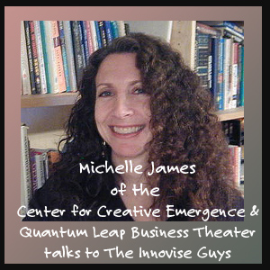 Michelle James of The Center for Creative Emergence