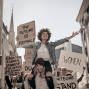 Artwork for Dr Alice Evans: Feminist Activism to Close the Gender Gap