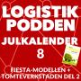 Artwork for Lucka 8 - FIESTA-modellen + Tomteverkstaden del 2
